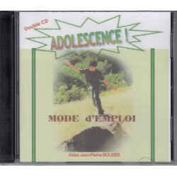 CD Adolescence mode d'emploi
