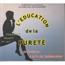 CD L'Education de la pureté